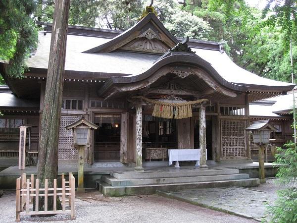 高千穂神社 初詣