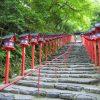 京都貴船神社のパワースポットはどこ?カップルで行くのはNGなの?